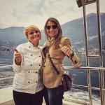 Alessia&Chef Antonella Coppola