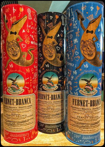 Fernet Branca special editio